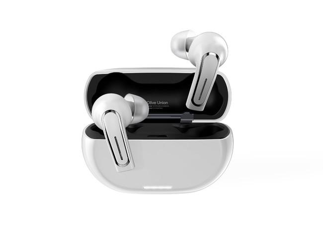 【新商品】補聴器の使用開始までにかかる約1ヶ月の時間を5分に短縮!聴覚サポートイヤホン『Olive Pro(オリーブプロ)』が2021春登場予定