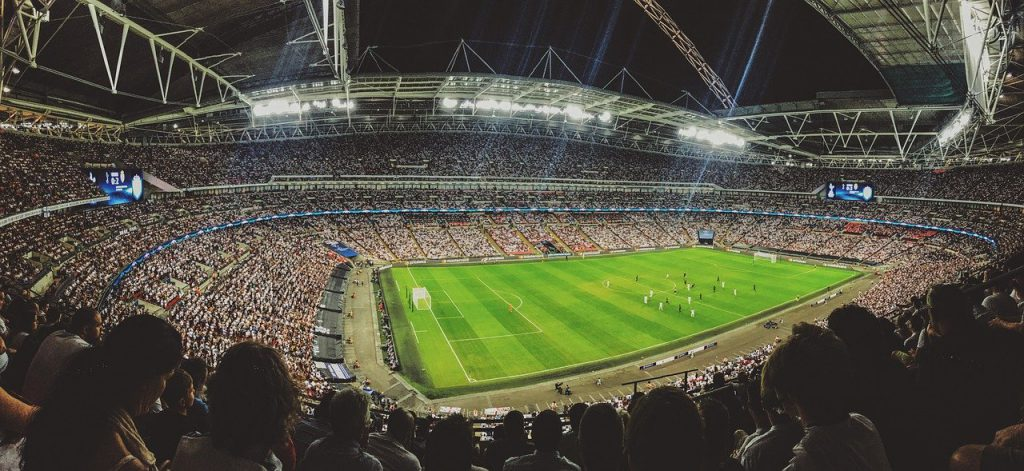 soccer stadium loud noise induced hearing loss