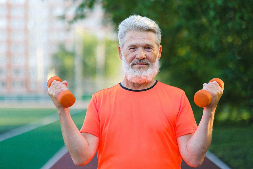 elderly exercise hearing loss dementia