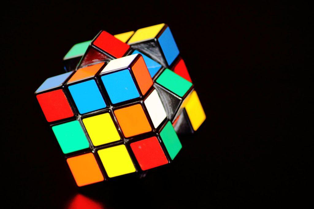 rubiks cube challenge brain hearing loss dementia