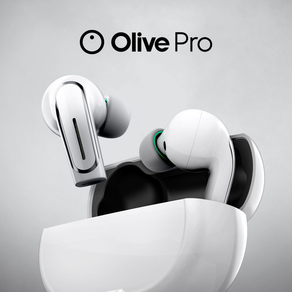 Olive Pro: 2-in-1 Hearing Aids & Bluetooth Earbuds Facebook Ad
