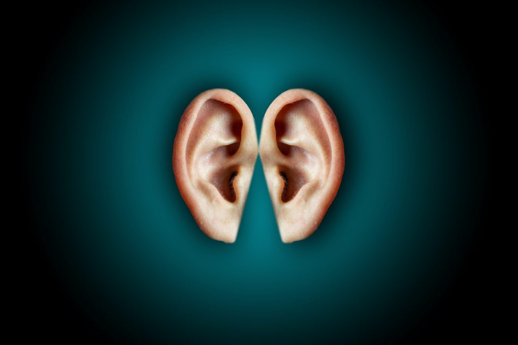 two ears prevent hearing loss