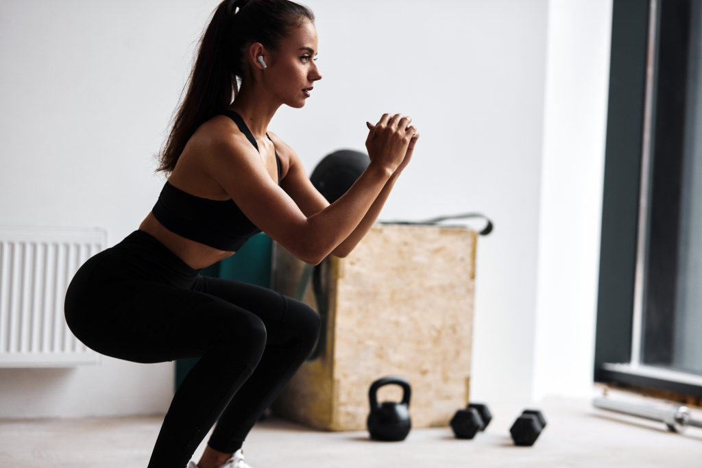 sport woman olive pro hearing aid stigma