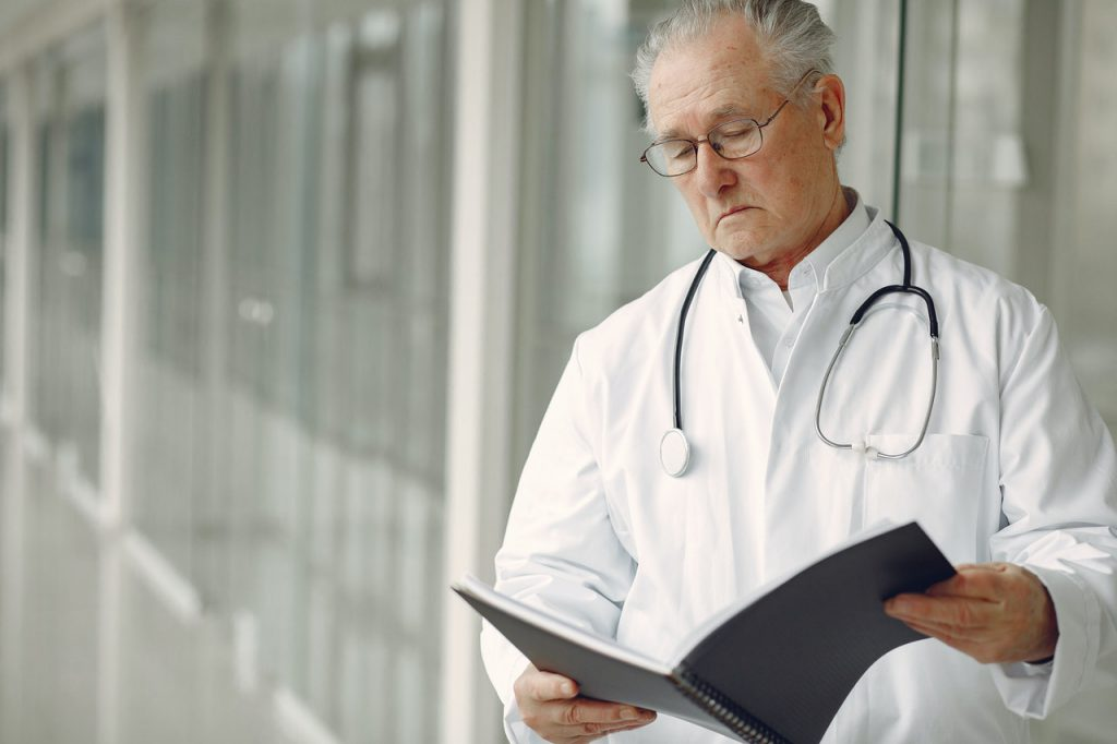 doctor diagnose presbycusis