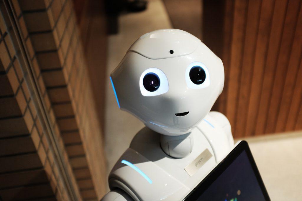 robot artificial intelligence hearing aids new technology