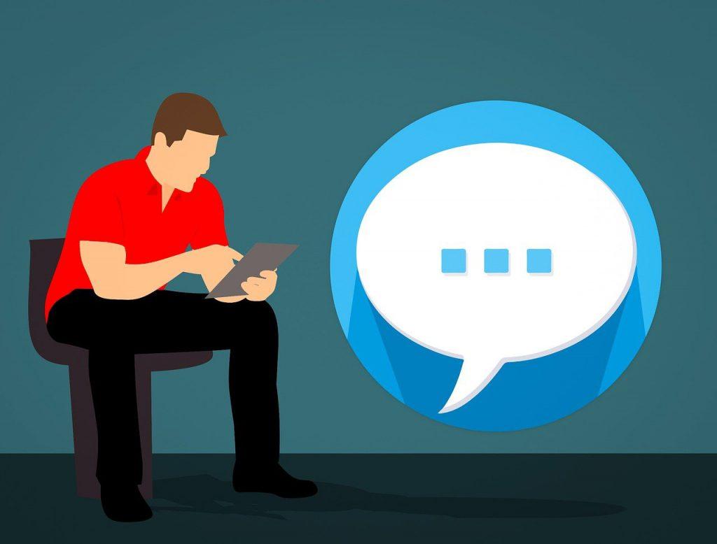 speech to text hearing test app